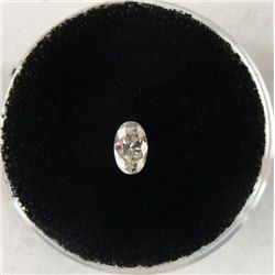 .27 Carat White Diamond Grade I-J SI Clarity