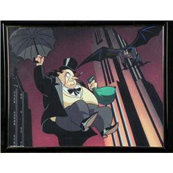 11x14 The Penguin Framed Zenart Movie Card 1992