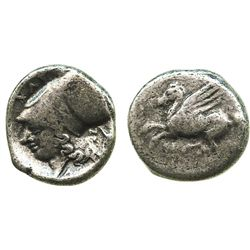 Akarnania, Anaktorion (Corinthian colony on the Ionian Sea), AR stater, ca. 350-300 BC.
