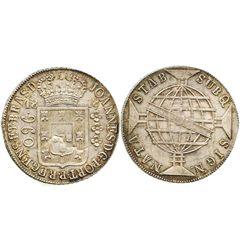 Brazil (Rio mint), 960 reis, 1818-R.