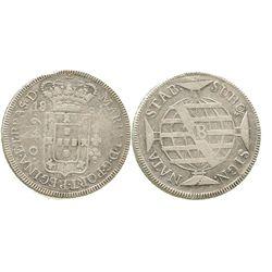 Brazil (Bahia mint), 640 reis, 1801-B.