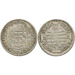 Brazil (Rio mint), 320 reis, 1750.