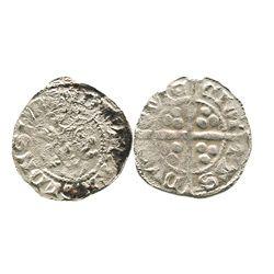 Durham, England, penny, Edward I, new coinage (1279-1307).