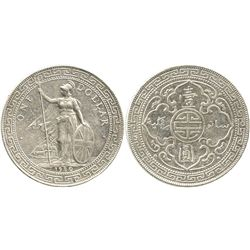 Great Britain, trade dollar, 1930.
