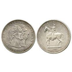USA, 1 dollar, 1900, Lafayette commemorative.
