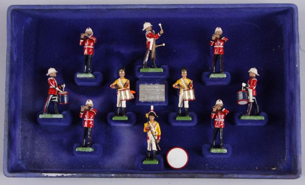 Britain Collector Series Cast Toy Soldiers