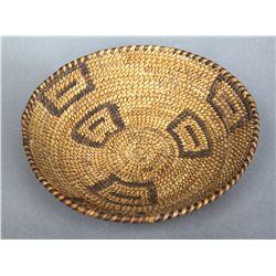 Southwestern Native American Indian Old, Woven Wedding Basket (Me…
