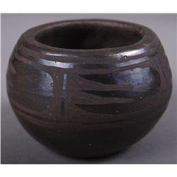 Black on Black Pottery, Signed SOP…