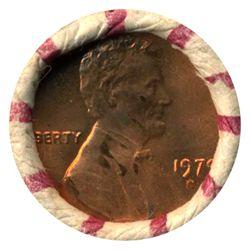 1979D Cent UnOpened Original Bank Roll 50 GEMS (COI-4820)