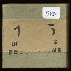 1955 RARE Unopened Envelope/Box Proof Set (COI-2755)