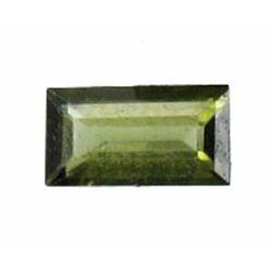 0.5ct Natural Honey Green Tourmaline (GMR-0508C)