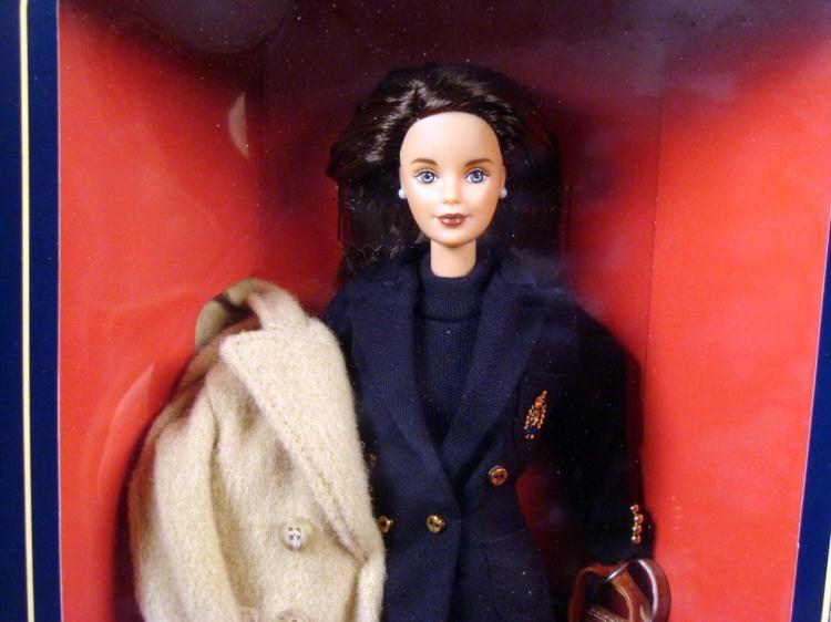 42808fd843 ... Image 2   Bloomingdales Limited Ed Ralph Lauren Barbie Doll MIB ...