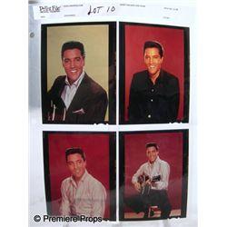 Elvis Presley Rare Photograph Collection
