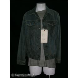 Johnny Simmons Screen Worn Young Spirit Costume