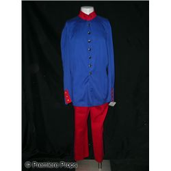 Ted Cassidy Full Military Uniform from The Last Remake of Beau Geste