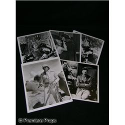 Errol Flynn Photo Collection
