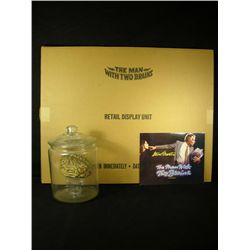 Man with Two Brains Promo Items And Brain