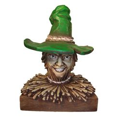 Universal Studios Park Scarecrow Head