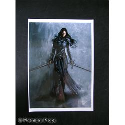 Underworld: 3 Sonja (Rhona Mitra) Artwork