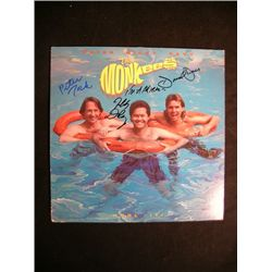 The Monkees Signed LP