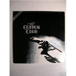 Cotton Club Signed LP