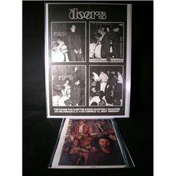 Jim Morrison Poster Lot