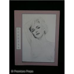 Marilyn Monroe Early 60's Sketch