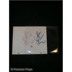 Bugs Bunny Cel & Pencil Art