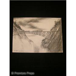 Goldeneye Pencil Sketch