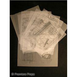 Charlie Wilson's War Sketches