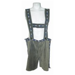 Bill Cosby Worn Lederhosen