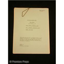 Carol Burnett TV Show Script