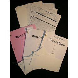 Will & Grace (3) Scripts & Stationary