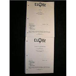 'Eloise' (2003) Scripts