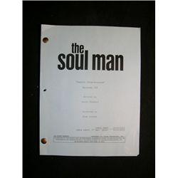 The Soul Man (TV) Script