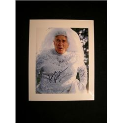 Leslie Nielsen Signed Photo