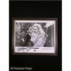 Soapdish Signed Photo