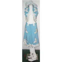 Patsy Cline Cowgirl Costume