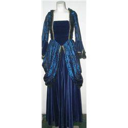 Marie Blue Costume