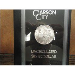 1880 -CC GSA MORGAN SILVER DOLLAR (UNC)