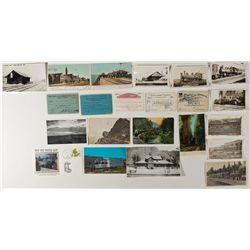 "Western Railroad Ephemera & Photos CA - c1909 - 2012aug - ""Railroadiana"""