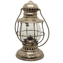 "Pullman Company Presentation Lantern IL - Chicago,c1864 - 2012aug - ""Railroadiana"""