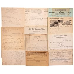 "Reno and Elko Area Railroad Documents NV - c1900 - 2012aug - ""Railroadiana"""
