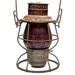 "Carson & Colorado Railroad Globe Lantern NV - Carson City, -  - 2012aug - ""Railroadiana"""