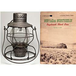 "Nevada Northern Lantern NV - Ely,White Pine County - 2012aug - ""Railroadiana"""