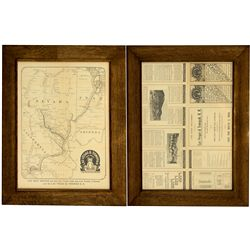 "Las Vegas & Tonopah Railroad Map NV - Las Vegas,Cook County - 1910 - 2012aug - ""Railroadiana"""