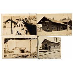 "Lovelock Railroad Ephemera NV - Lovelock,Pershing County - c1907 - 2012aug - ""Railroadiana"""