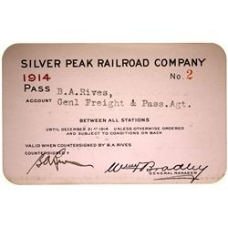 "Silver Peak Railroad Pass NV - Silver Peak,Esmeralda County - 2012aug - ""Railroadiana"""