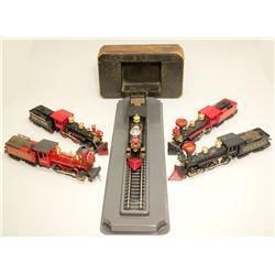 "Virginia & Truckee Railroad HO Gauge Model Engines NV - Virginia City,Storey County - 2012aug - ""Rai"