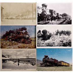 "Virginia & Truckee Railroad Postcards and Photos NV - Virginia City,Storey County - 2012aug - ""Railr"